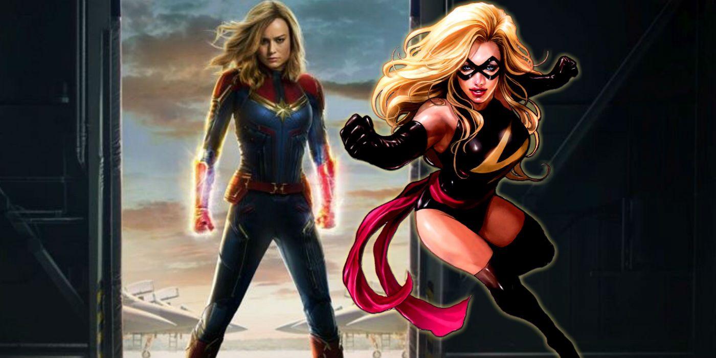 Captain Marvel: Carol Danvers Can Be The MCU's Warbird Too