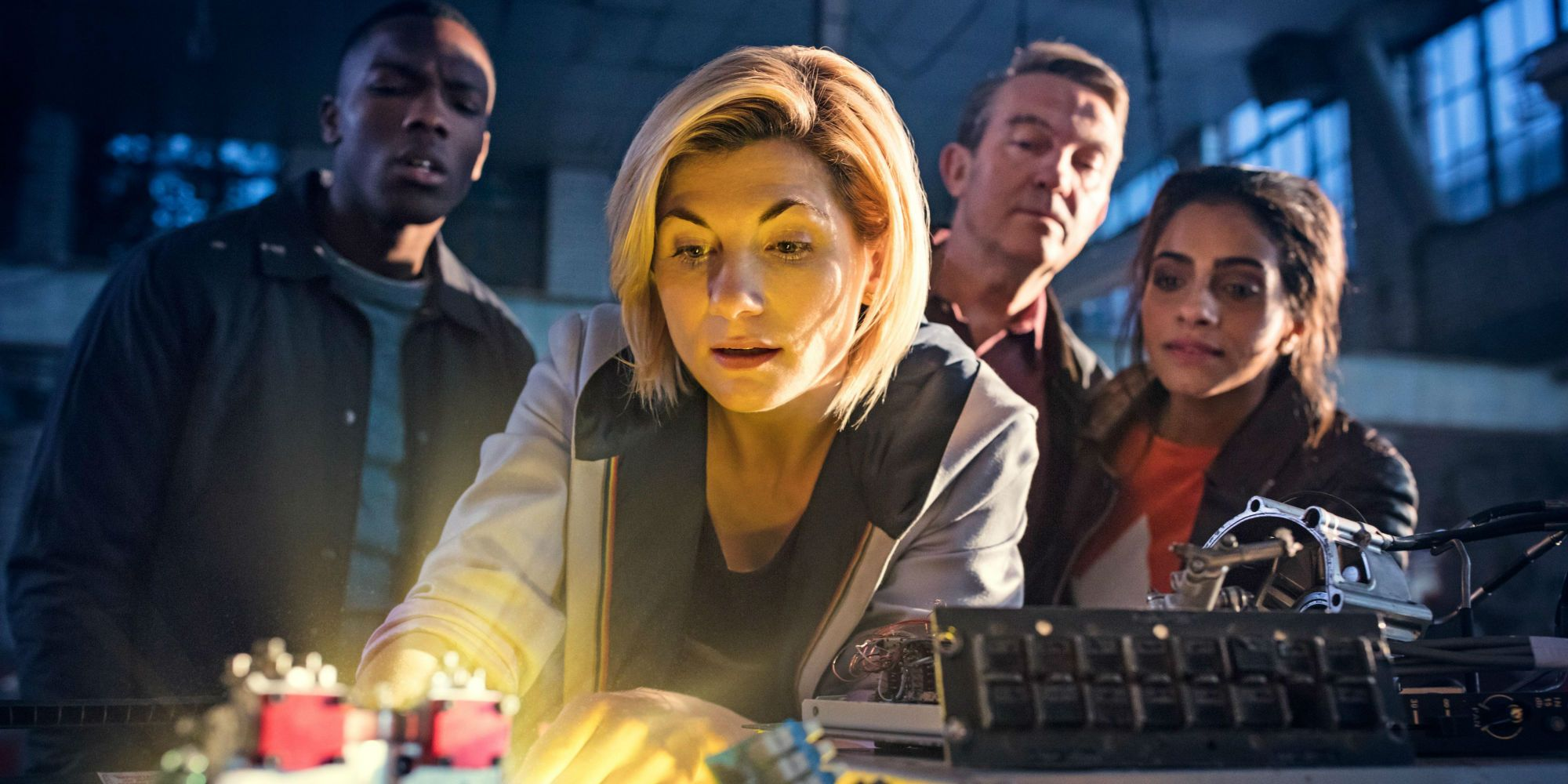 Doctor Who Will Not Have A Christmas Special This Year
