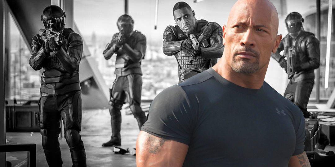 hobbs and shaw idris elba cast as the villain for fast. Black Bedroom Furniture Sets. Home Design Ideas