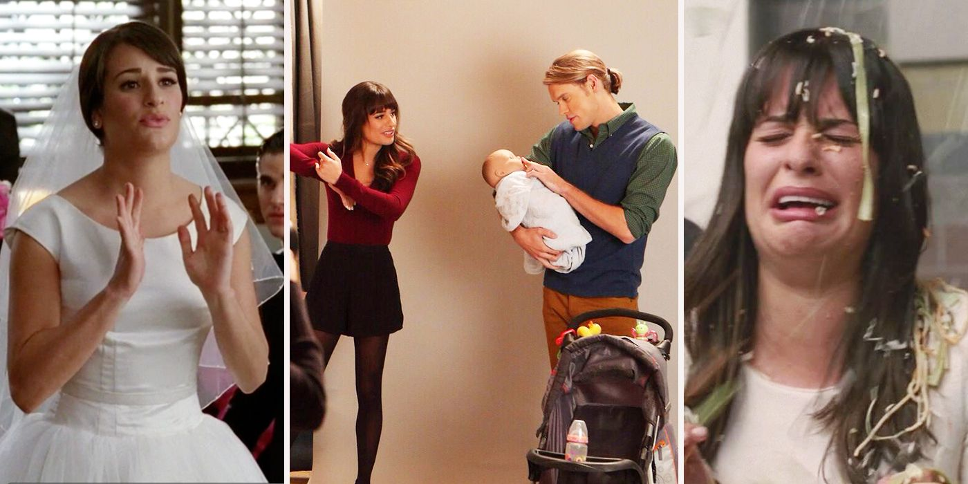 Glee: 20 Things That Make No Sense About Rachel Berry