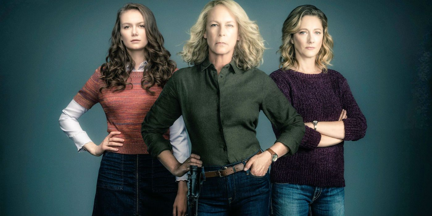 Halloween 2020 Laurie Strode Daughter Halloween Director Reveals The Father Of Laurie Strode's Daughter