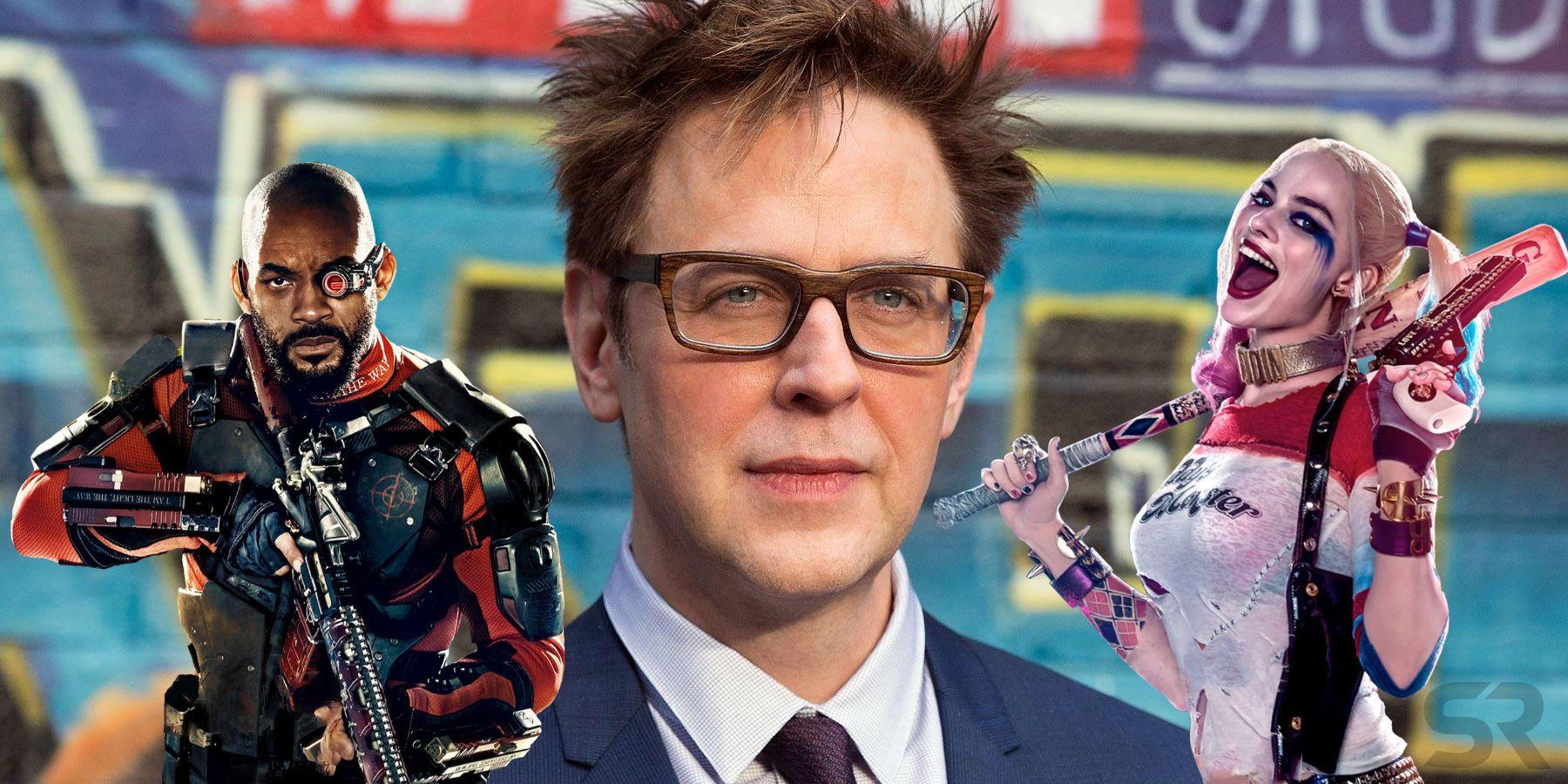 """עריק: ג'יימס גאן מצטרף אל DC, נשכר לכתיבת """"יחידת המתאבדים 2"""" ונמצא במשא ומתן לבימוי"""