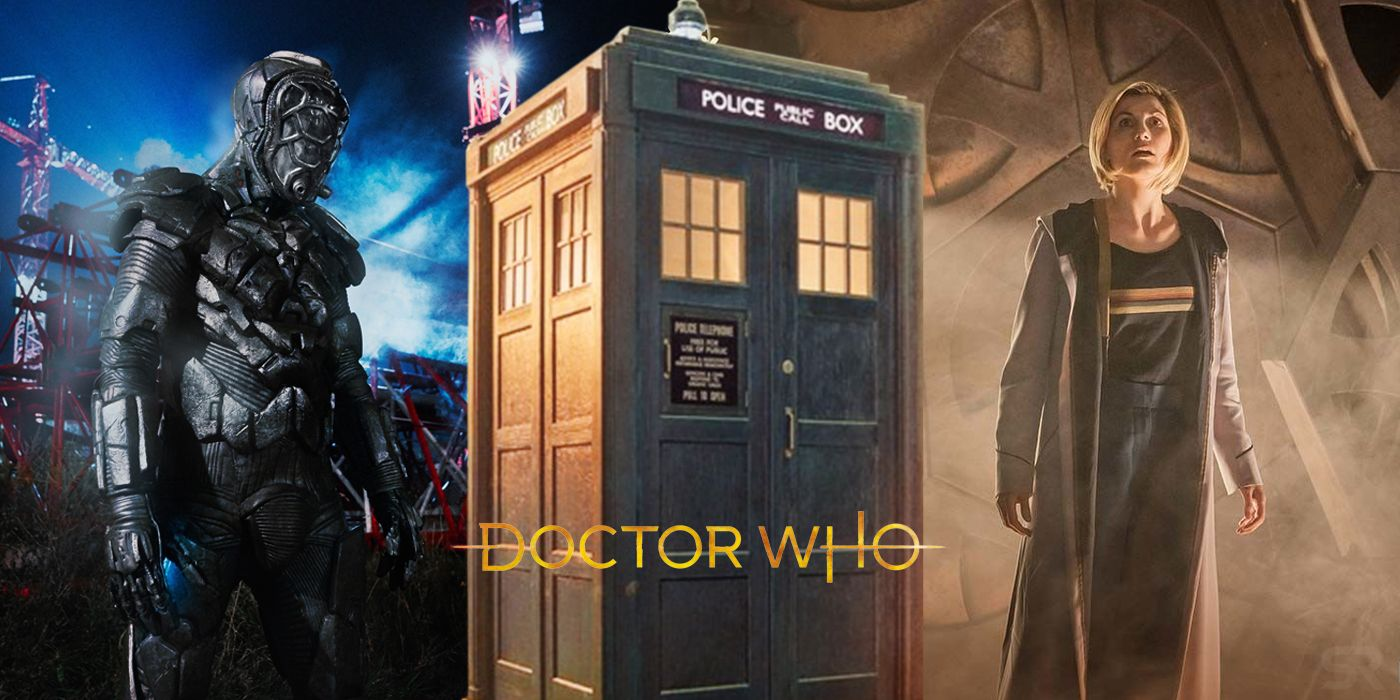 Doctor Who Theory: New TARDIS Design Created By Season 11's Big Villains