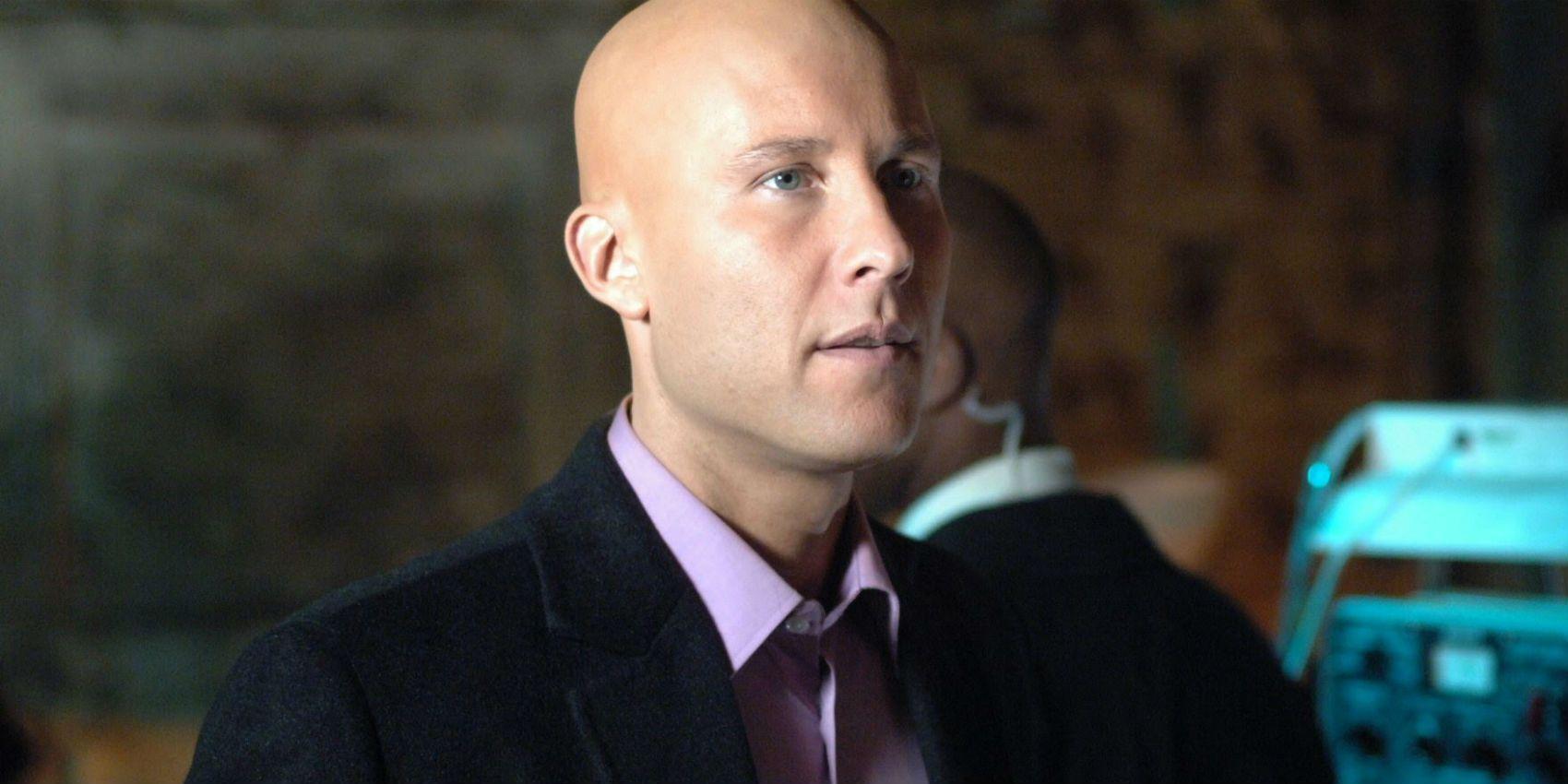 Smallville Fans Want Michael Rosenbaum To Play Supergirl's Lex Luthor