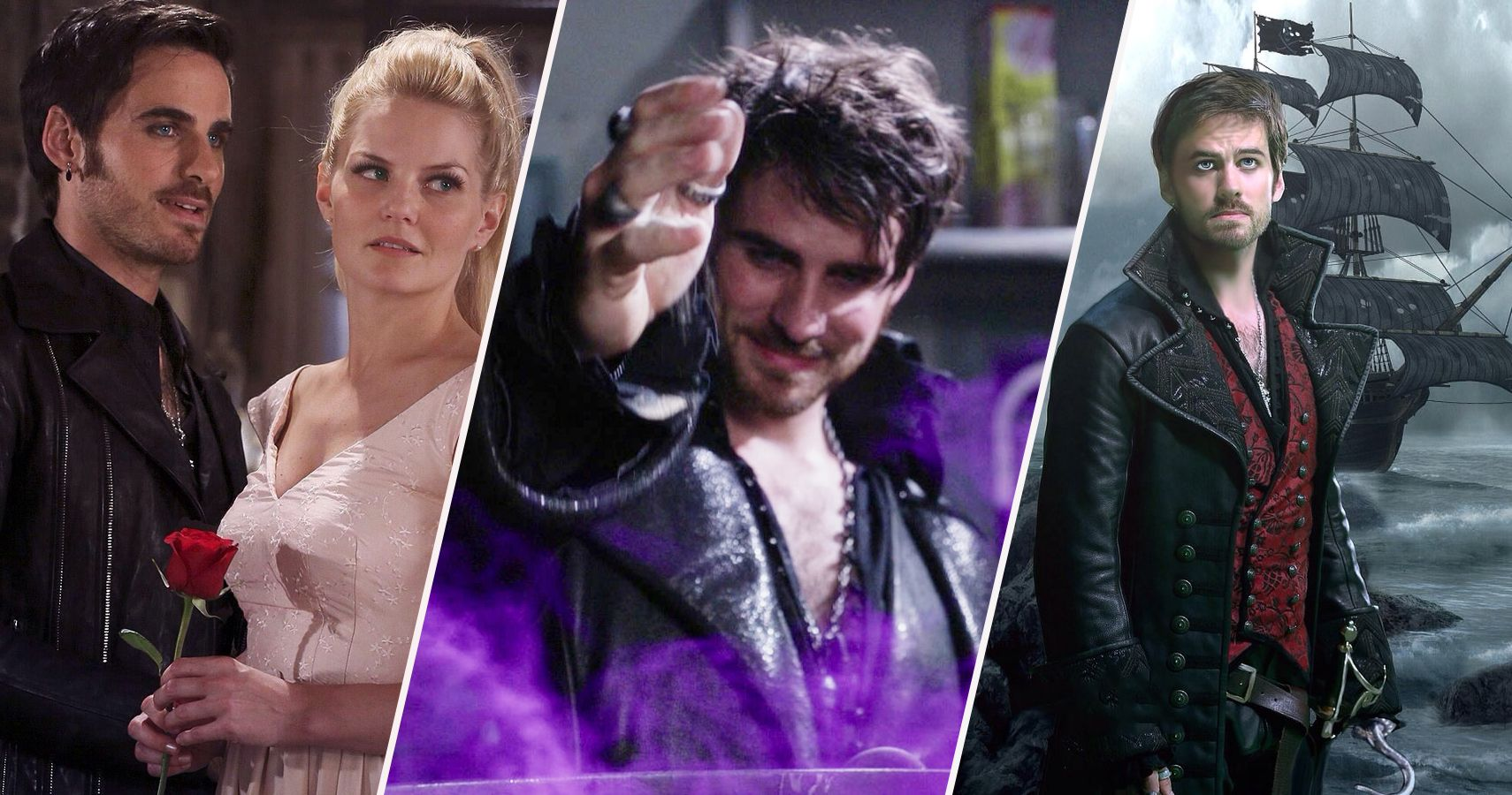 Once Upon A Time 20 Things That Make No Sense About Hook