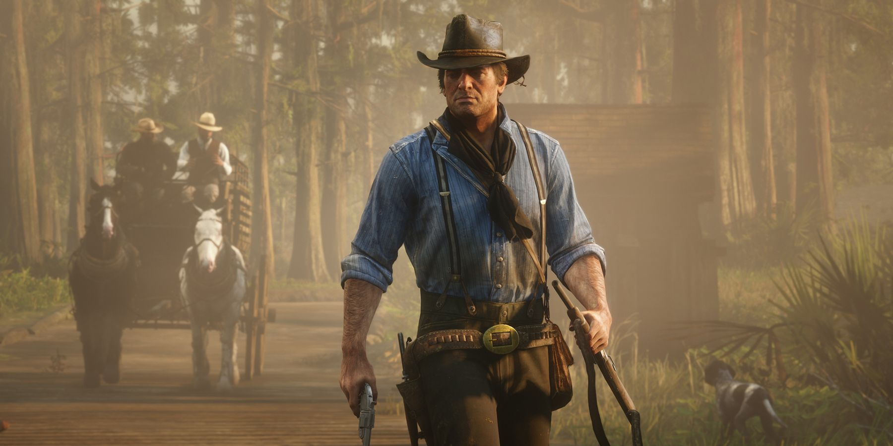 The Problem With Red Dead Redemption 2