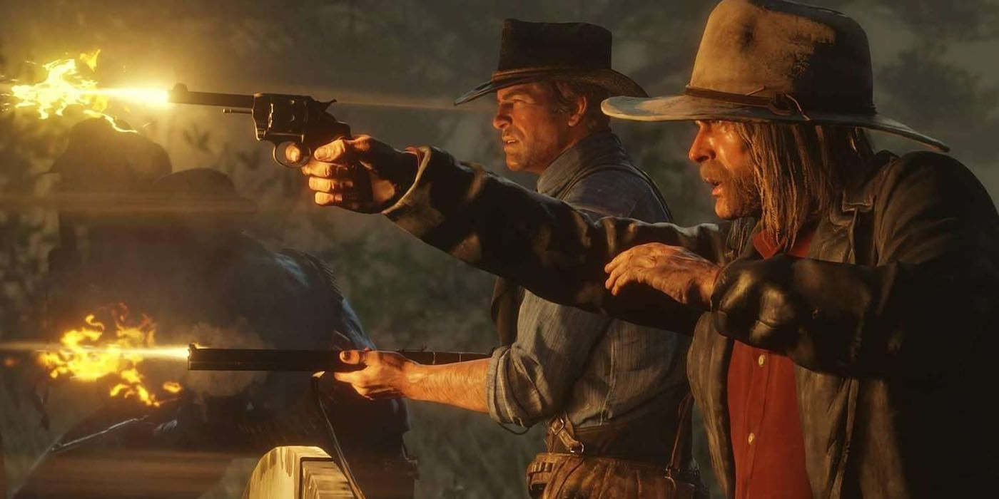 Red Dead Redemption 2 PC Version Hinted At By Companion App  Red Dead Redemp...
