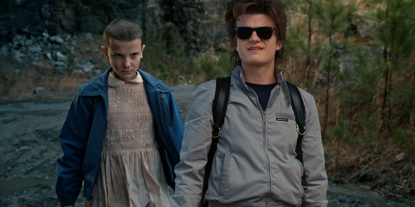 Stranger Things Season 1 Almost Killed Off Eleven and Steve