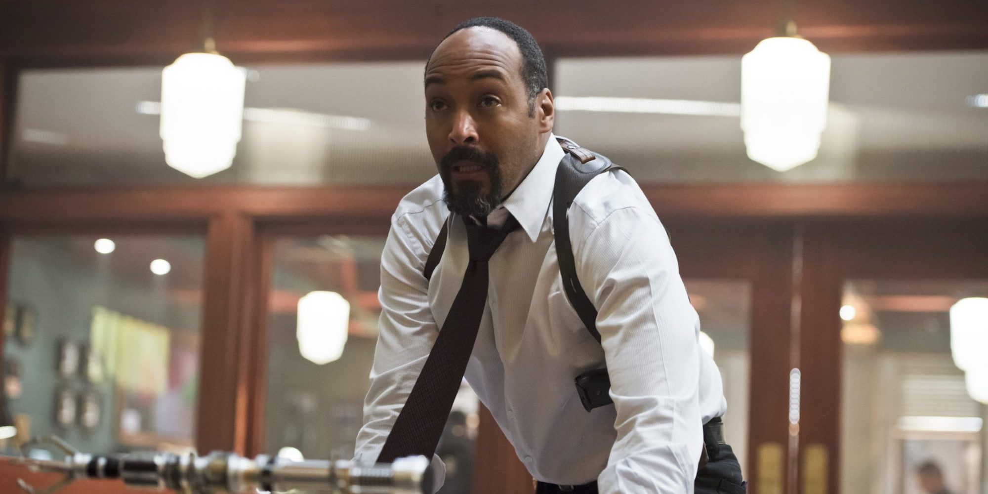 The Flash's Jesse L. Martin Is Taking A Medical Leave of Absence