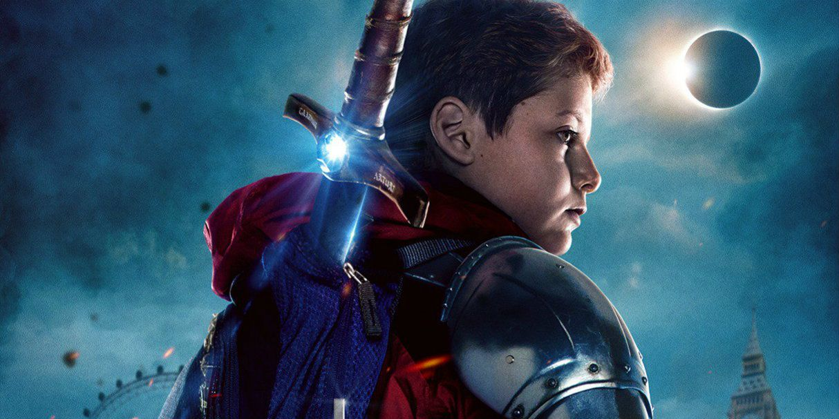 Movie Poster 2019: The Kid Who Would Be King (2019) Trailer & Poster Have Arrived