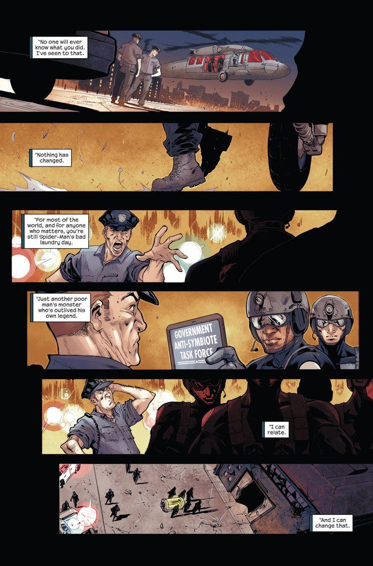 Eddie Brock Just Lost Venom Symbiote in The Comics | Screen Rant