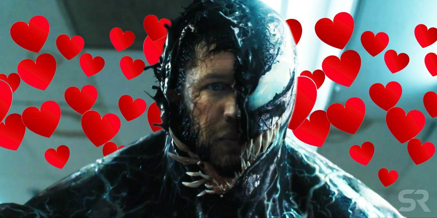 Venom 2 Needs To Embrace The 'Symbrock' Romance