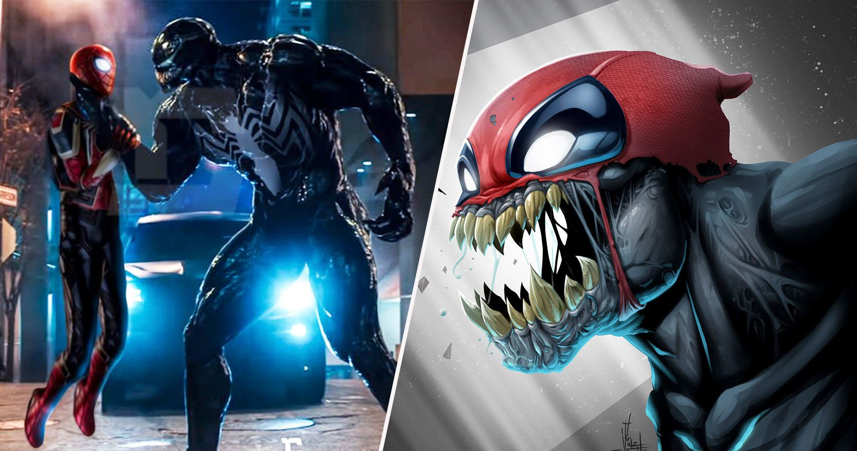 Venom: 25 Crazy Fan Redesigns Better Than The Movies ...