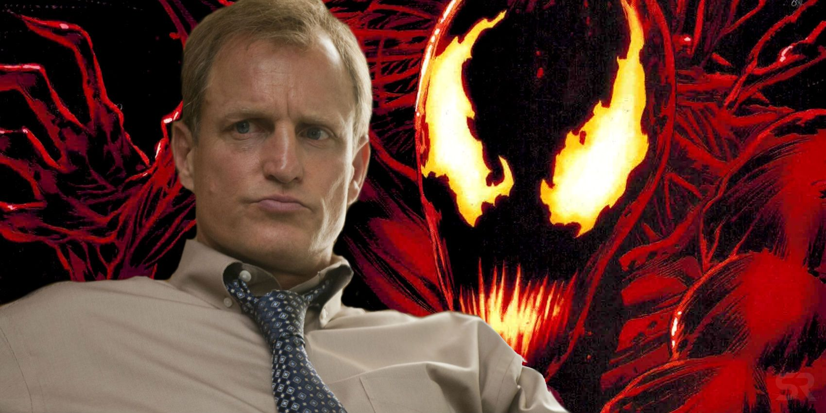 Tom Hardy Shares First Look Image Of Woody Harrelson In Venom 2