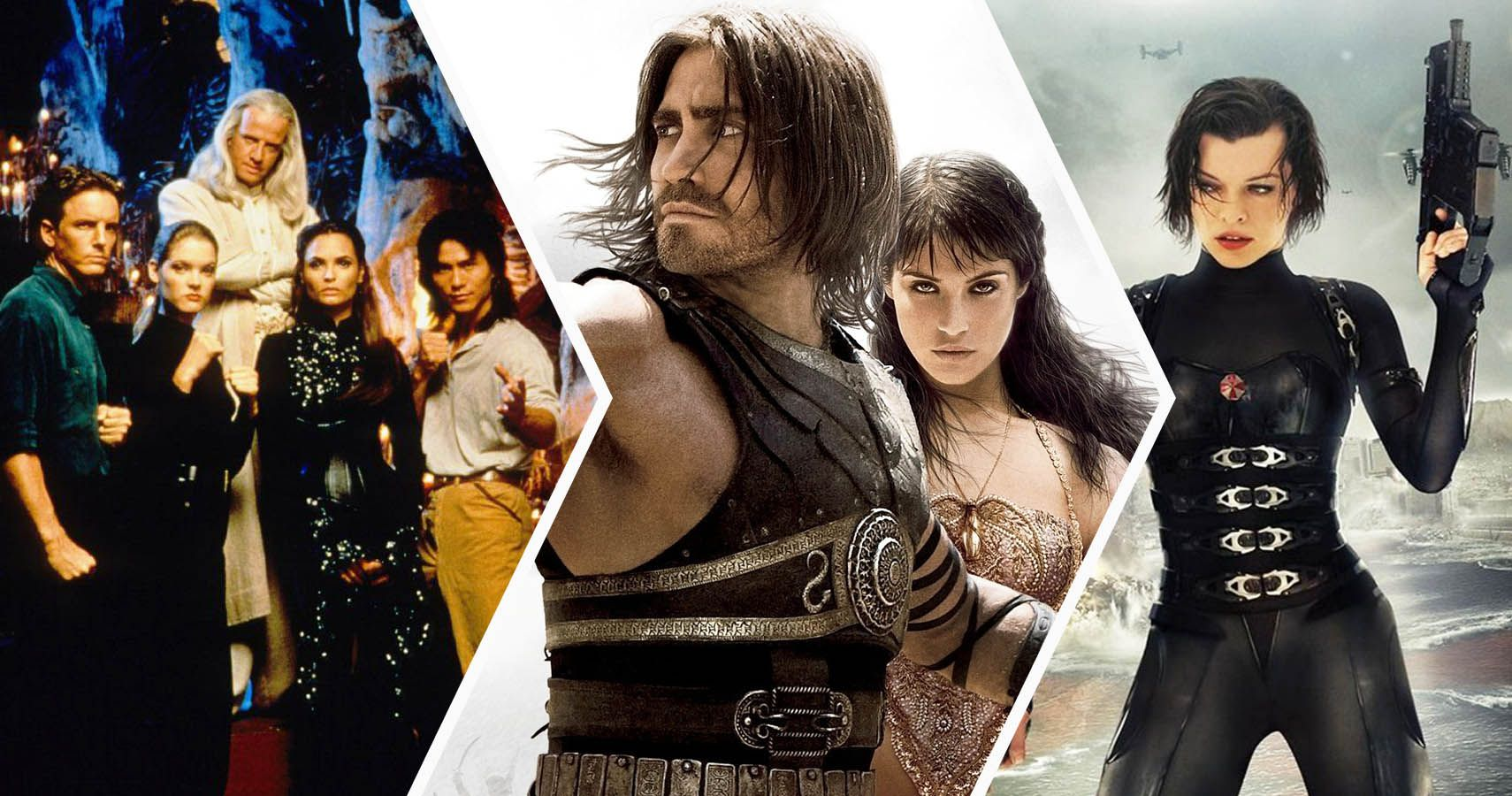 18 Best Video Game Movies According To Rotten Tomatoes And 2