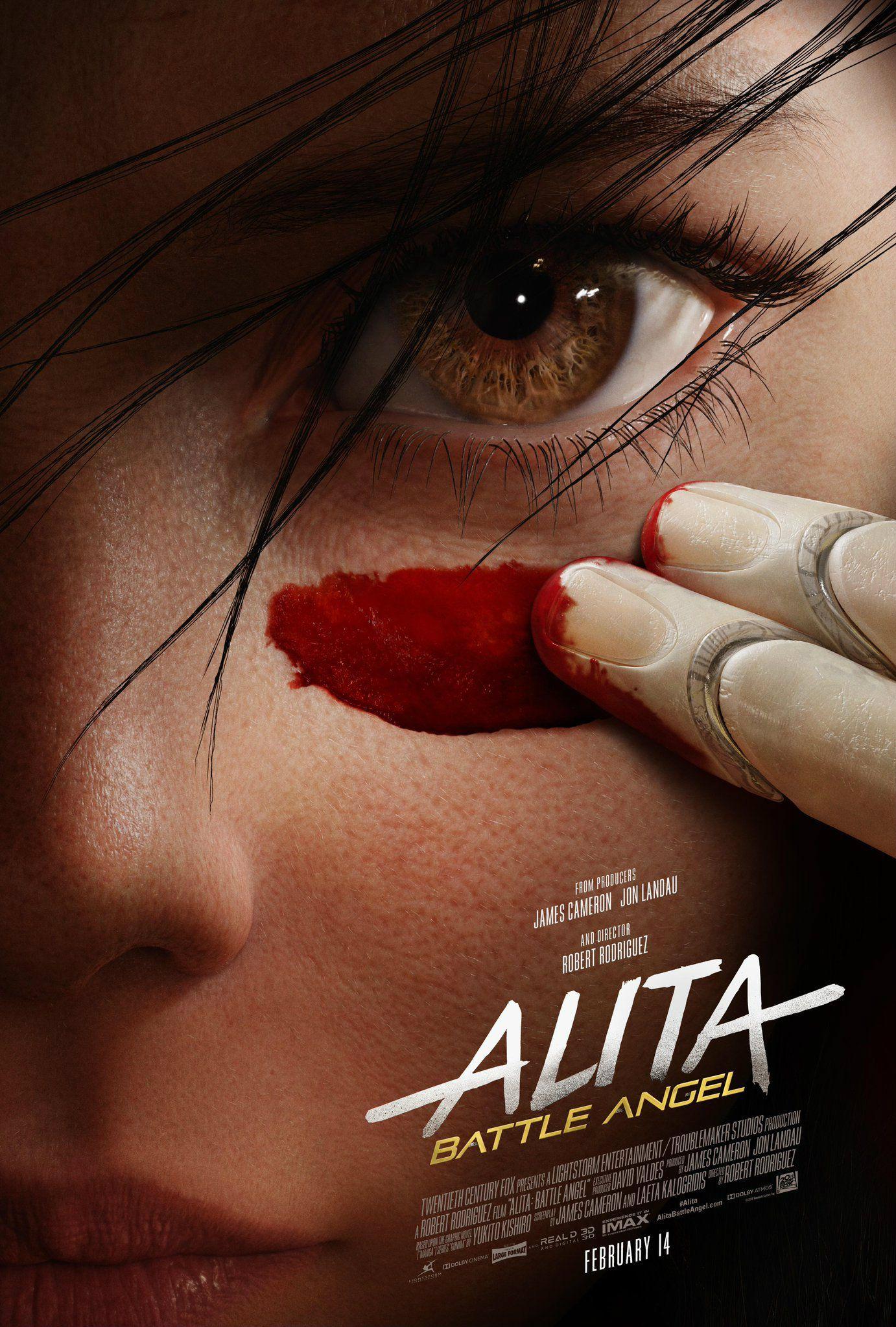 Alita Battle Angel (2019)   ScreenRant