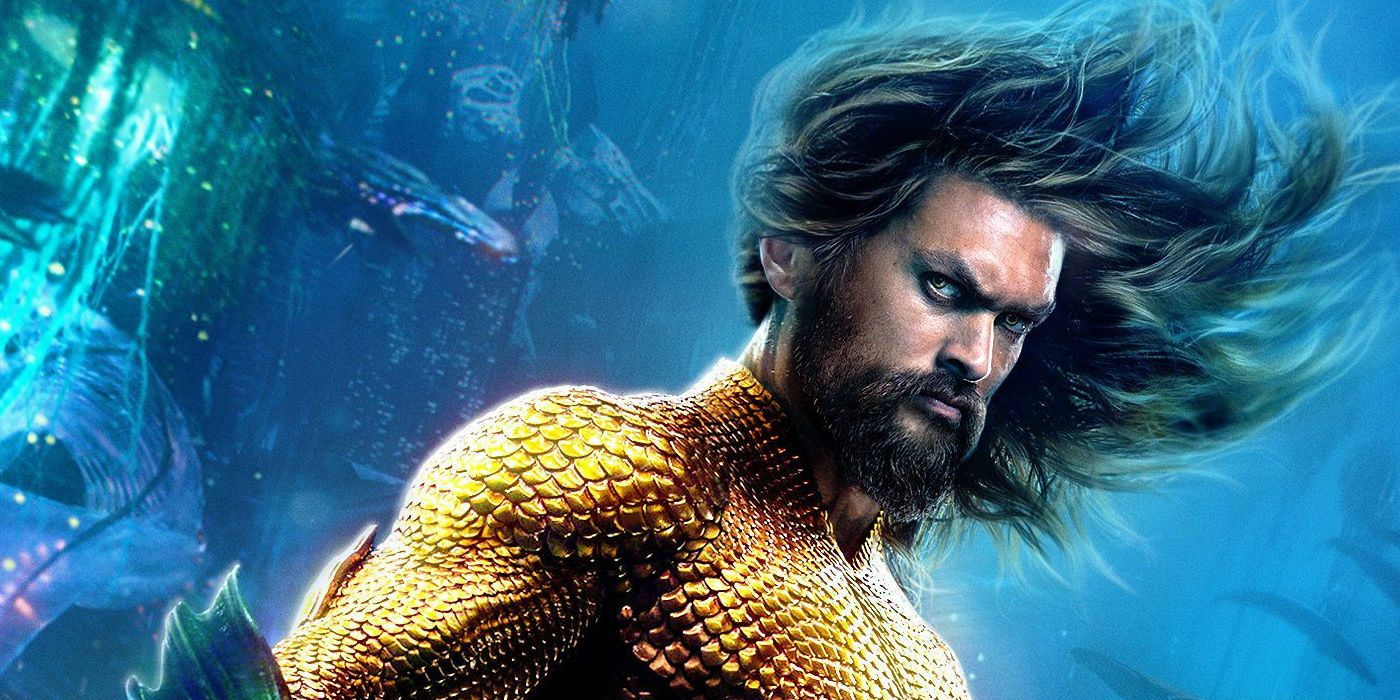 Early Aquaman Reactions Hype DC's Latest Blockbuster