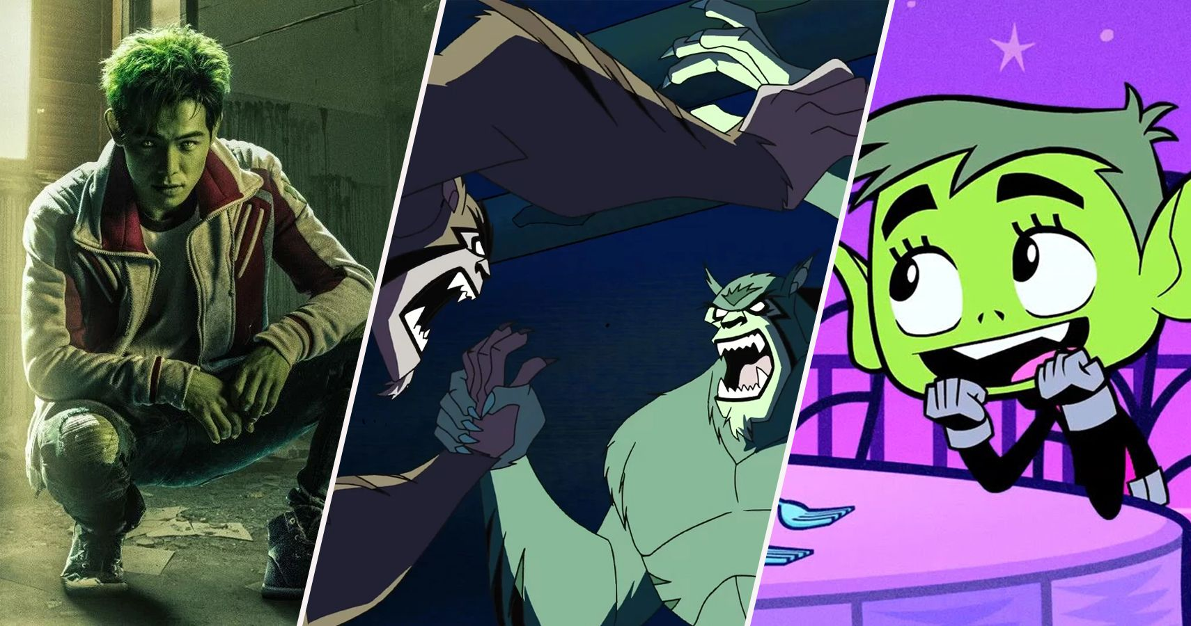 Teen Titans 30 Things Only True Dc Fans Know About Beast Boy