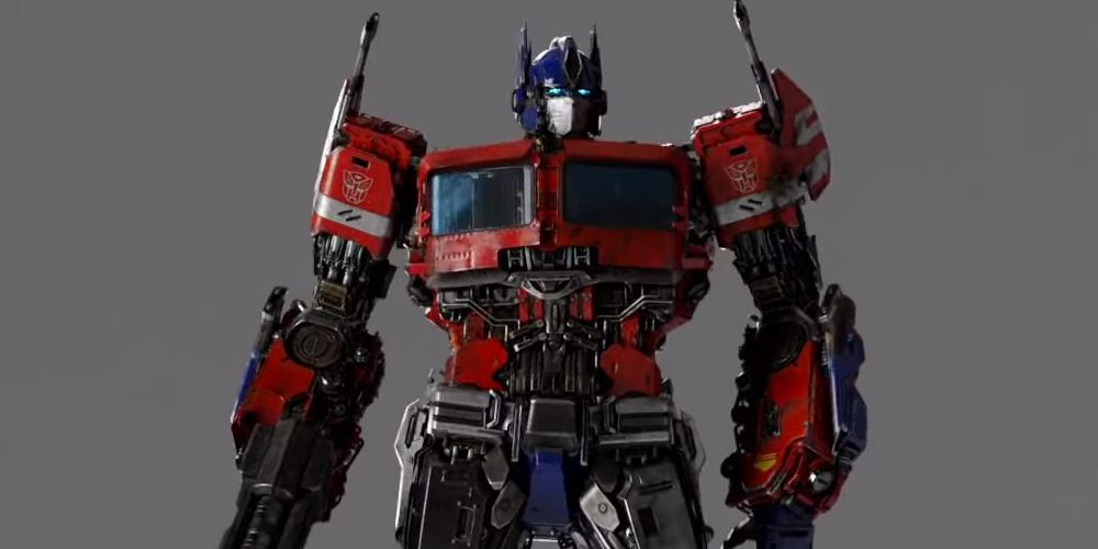 Tv and movie news bumblebee reveals full optimus prime - Optimus prime dessin ...