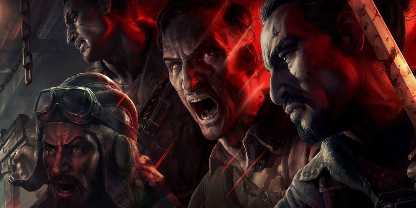Leaks Reveal Rumored Black Ops 4's Co-op Campaign & Zombies Mode DLC