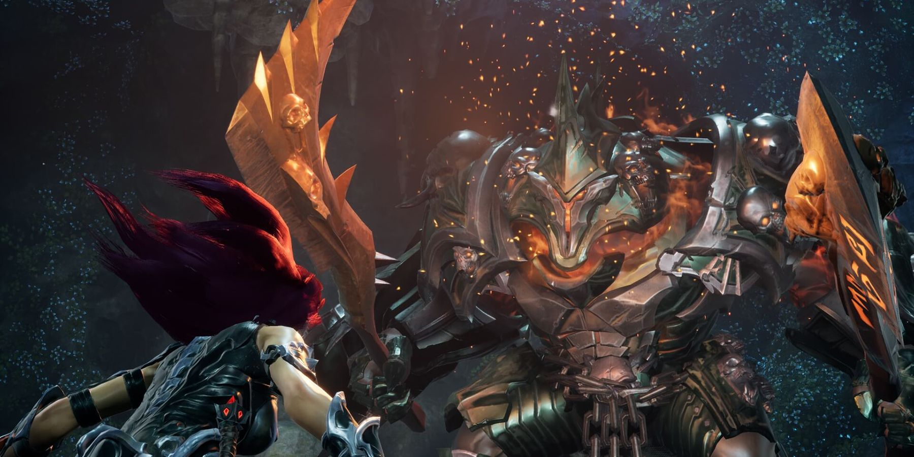 Darksiders 3 Guide: How To Beat Wrath | Screen Rant