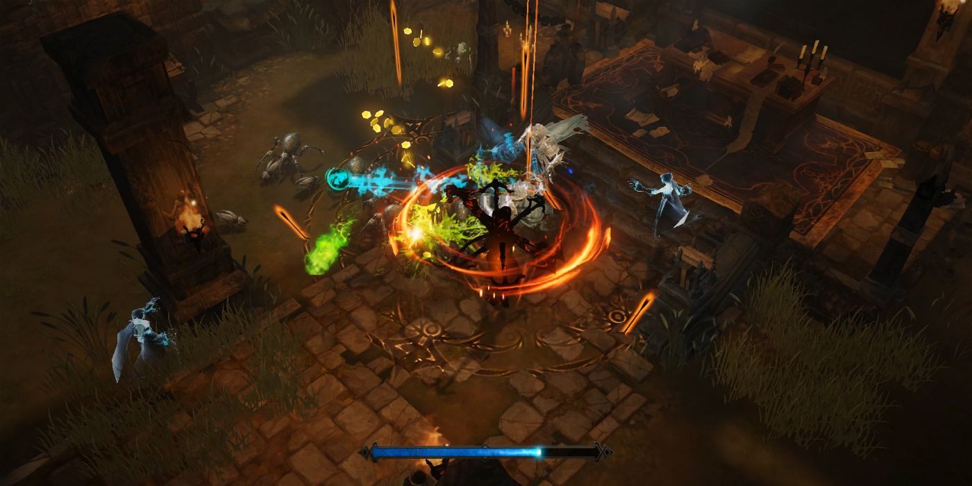 Diablo Immortal Requires Constant Internet Connection