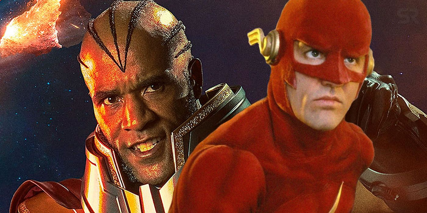 Elseworlds is Destroying The 1990 Flash TV Show Universe