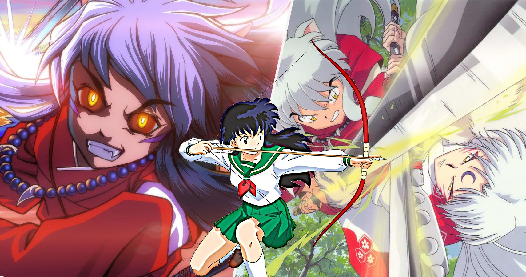 20 Things About Inuyasha That Make No Sense Screenrant