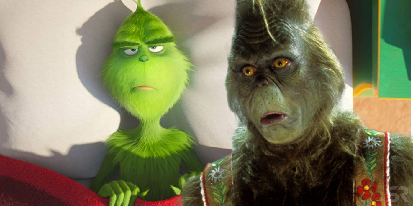 Grinch Animated Movie Is Better Than Jim Carrey\'s Cult Classic