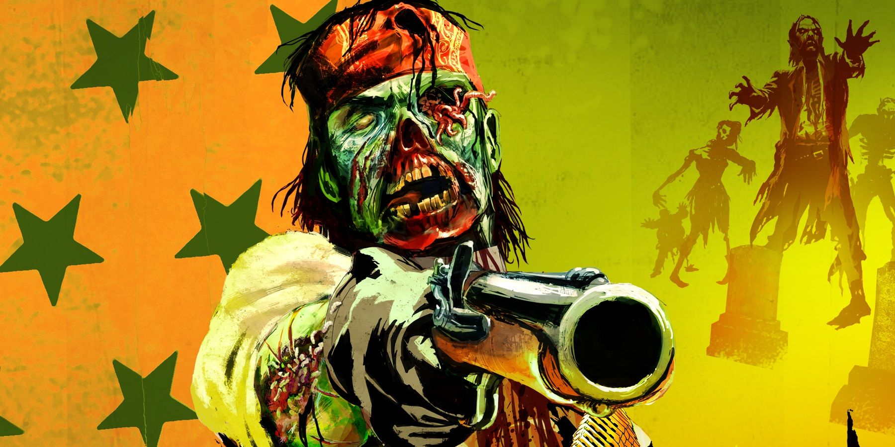 Red Dead Redemption 2: Is This A Tease For New Undead Nightmare?
