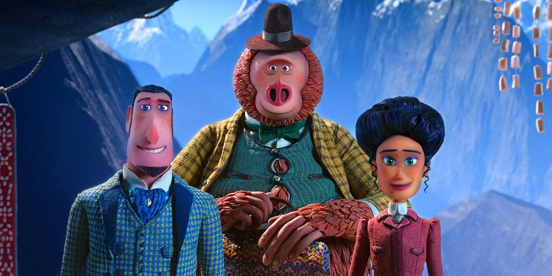 Missing Link Trailer: Laika is Back With A New Fantasy Adventure