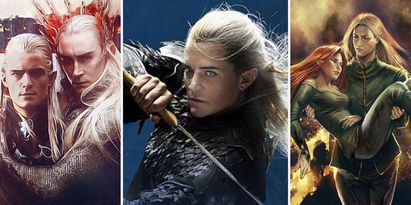 20 Wild Things Legolas Did Between The Hobbit And The Lord ...