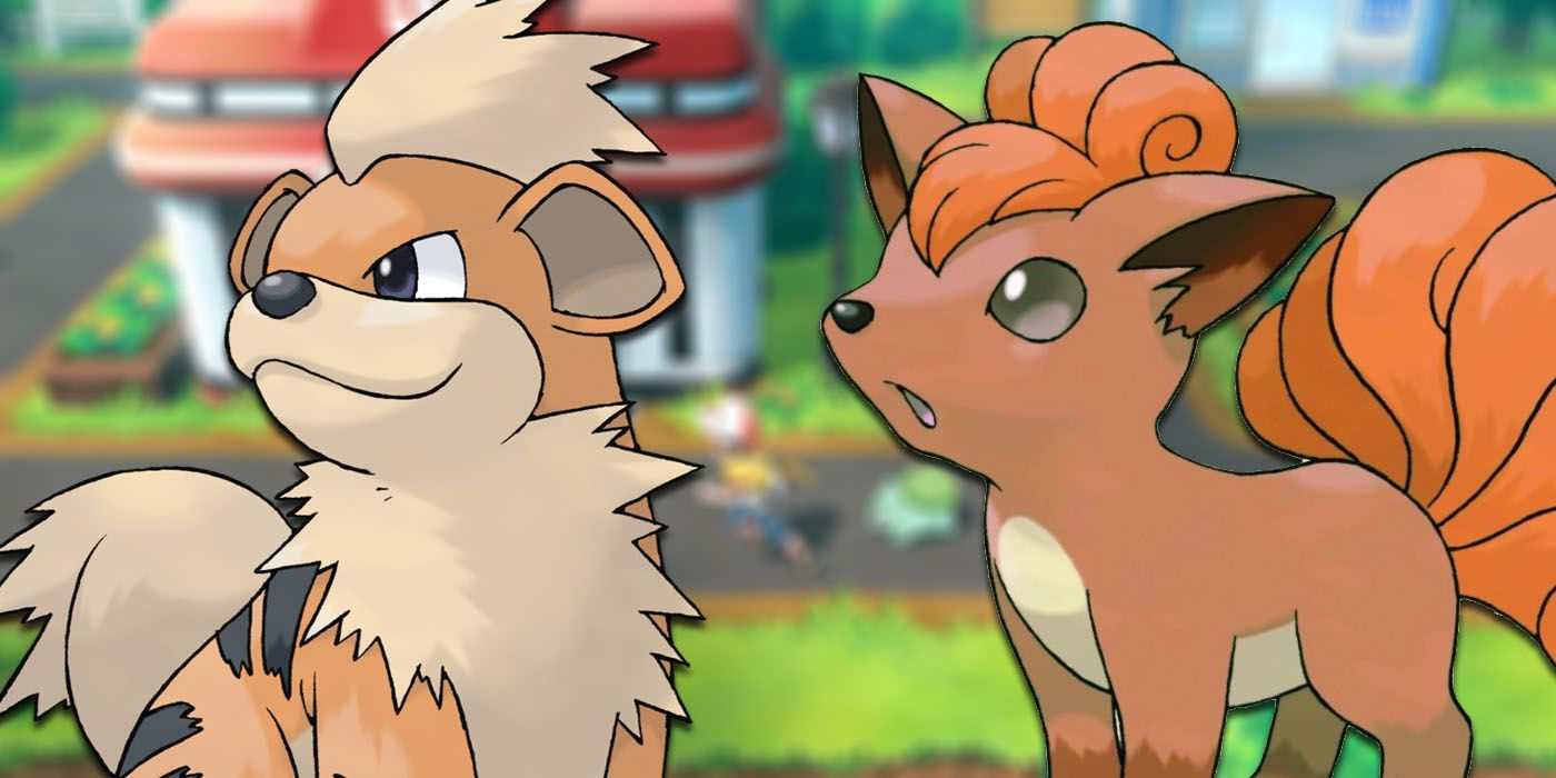 Pokemon Lets Go Eevee And Pikachu List Of Version Exclusives