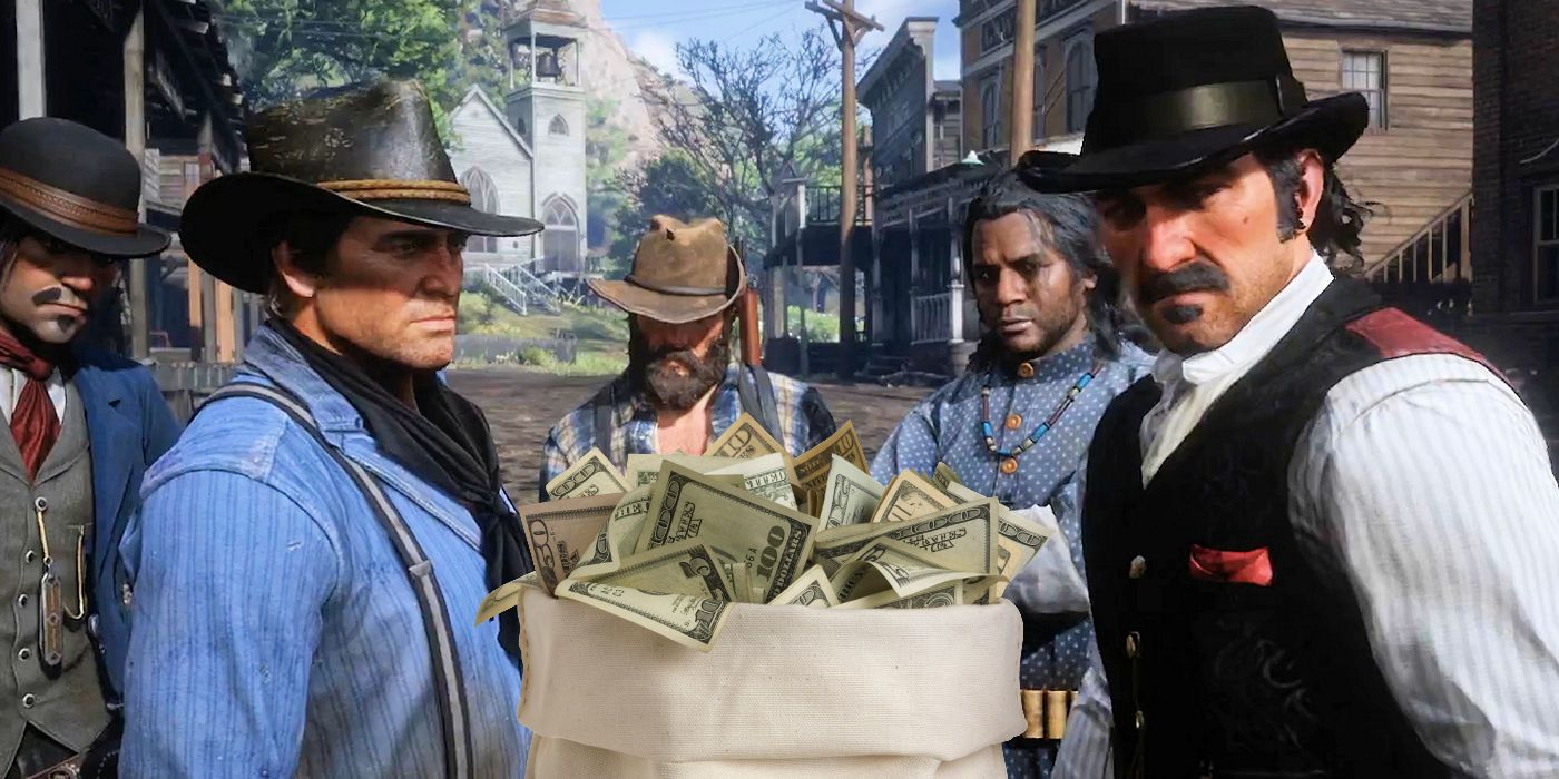 Red Dead Online: How to Earn Money FAST | Screen Rant