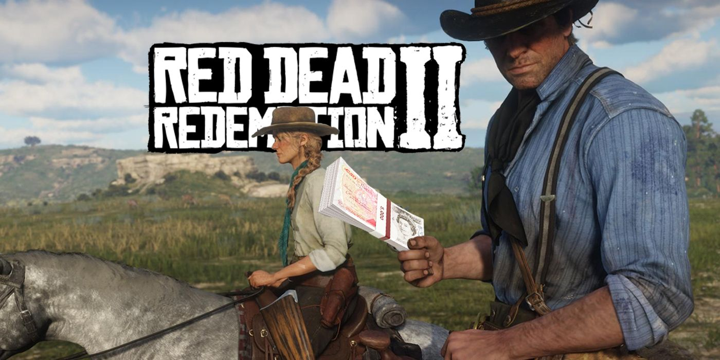 Red Dead Redemption 2 Leak Cost Gaming Site £1 Million After Settlement