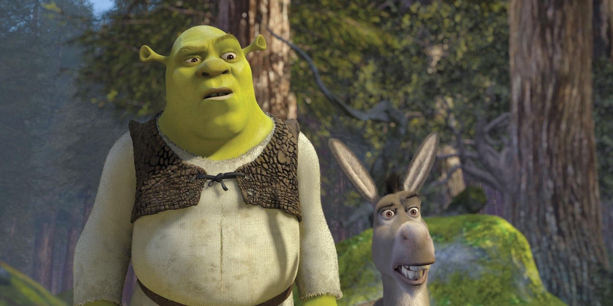 shrek amp puss in boots franchises are being rebooted