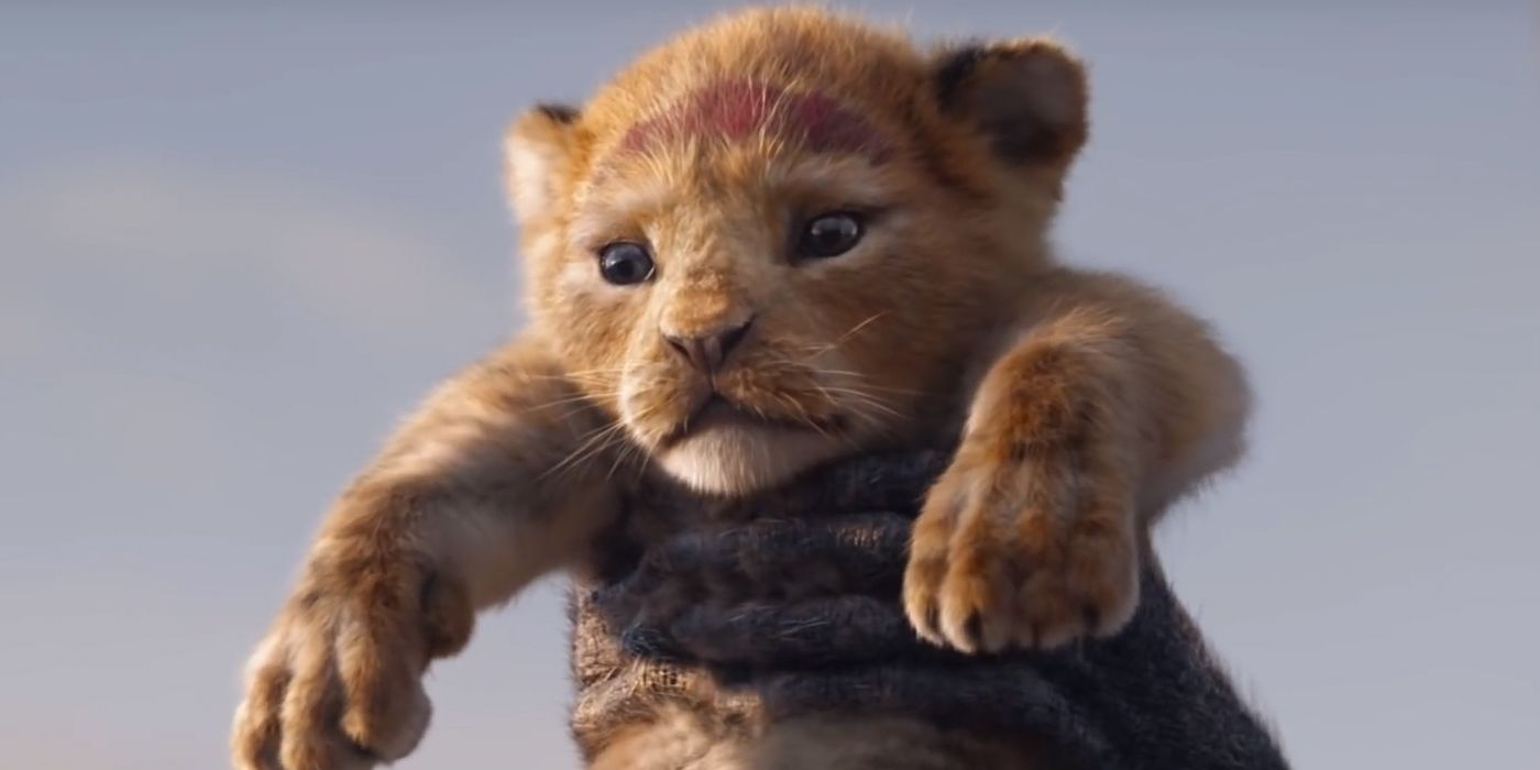 نتيجة بحث الصور عن ‪The Lion King Official Teaser Trailer‬‏