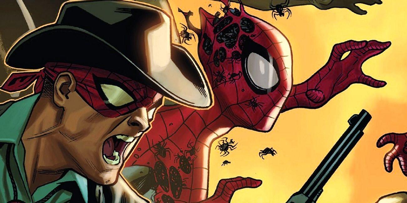 Homem-Aranhas? Marvel apresenta nova versão inusitada do herói