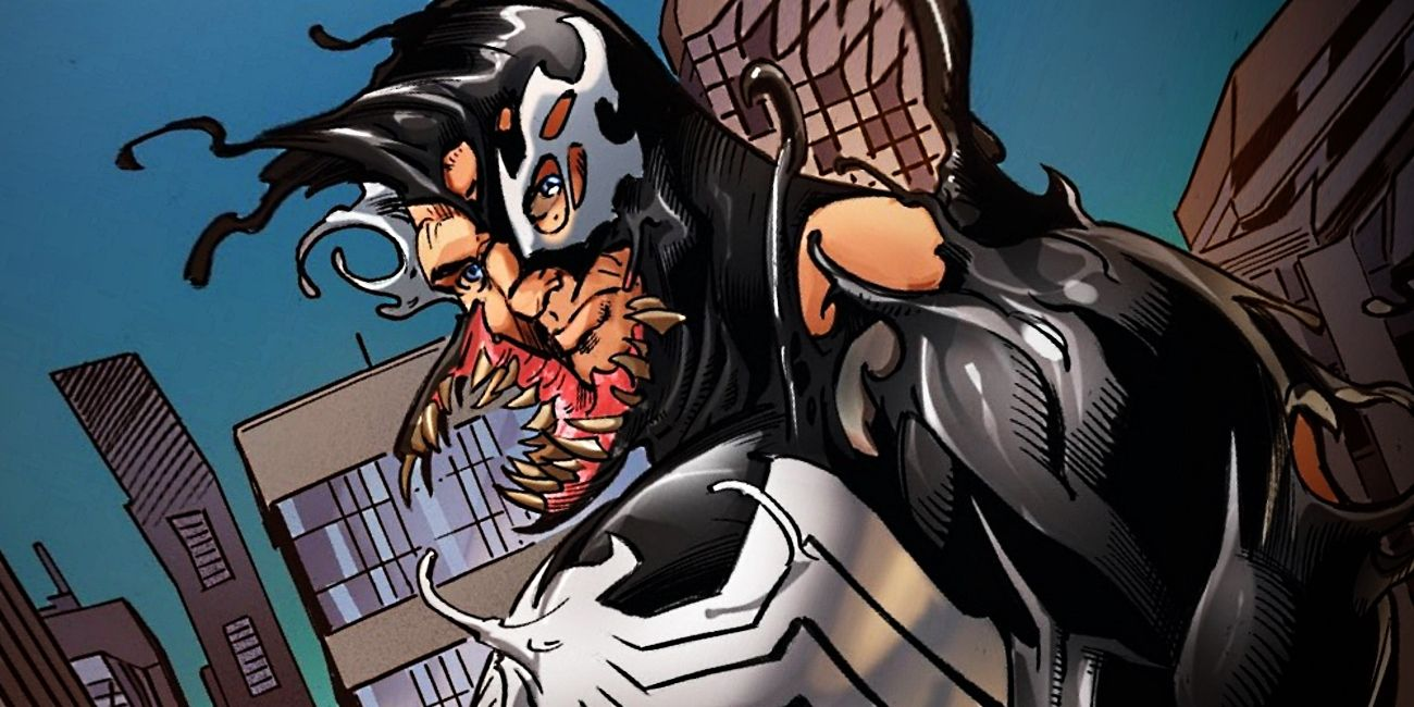 Eddie Brock Confirms He's VENOM's Jealous Boyfriend | Screen
