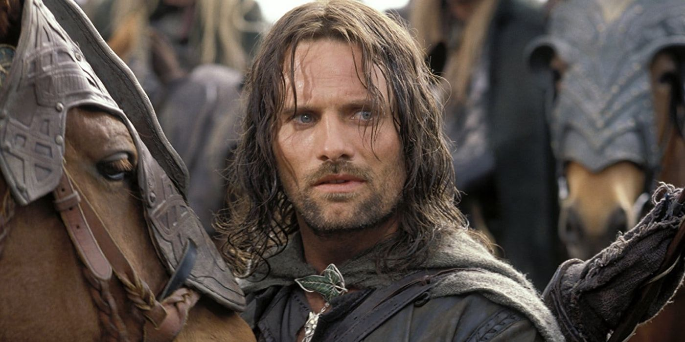 Viggo Mortensen Weighs in on Amazon's Upcoming Lord of the Rings TV Show