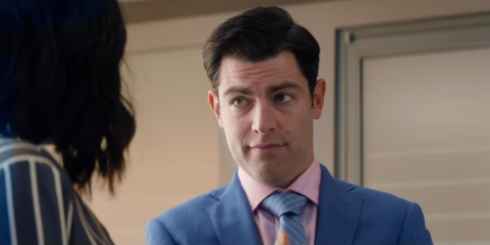What Men Want Picture: Max Greenfield Interview: What Men Want Set Visit