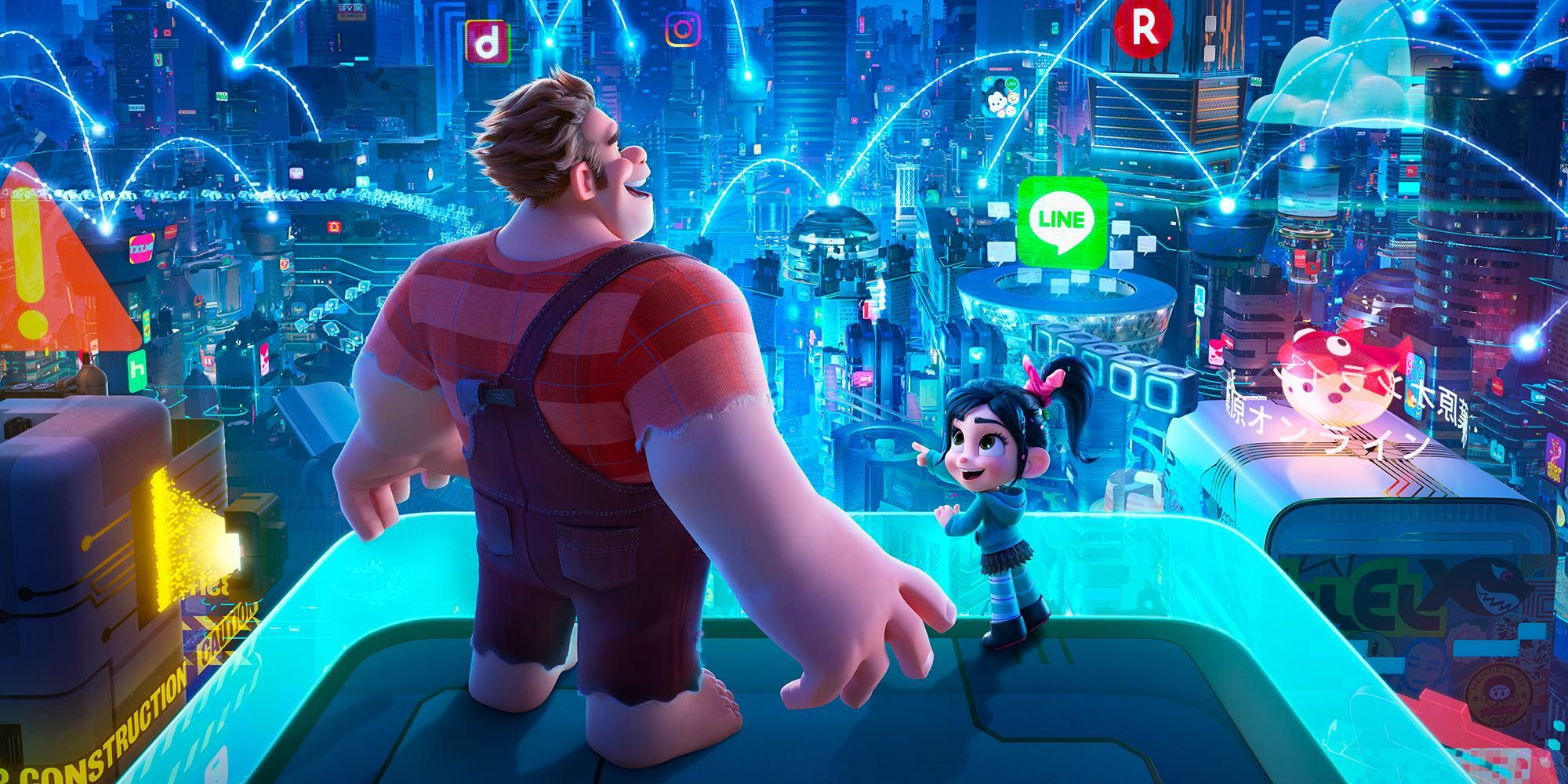 Image result for wreck it ralph 2