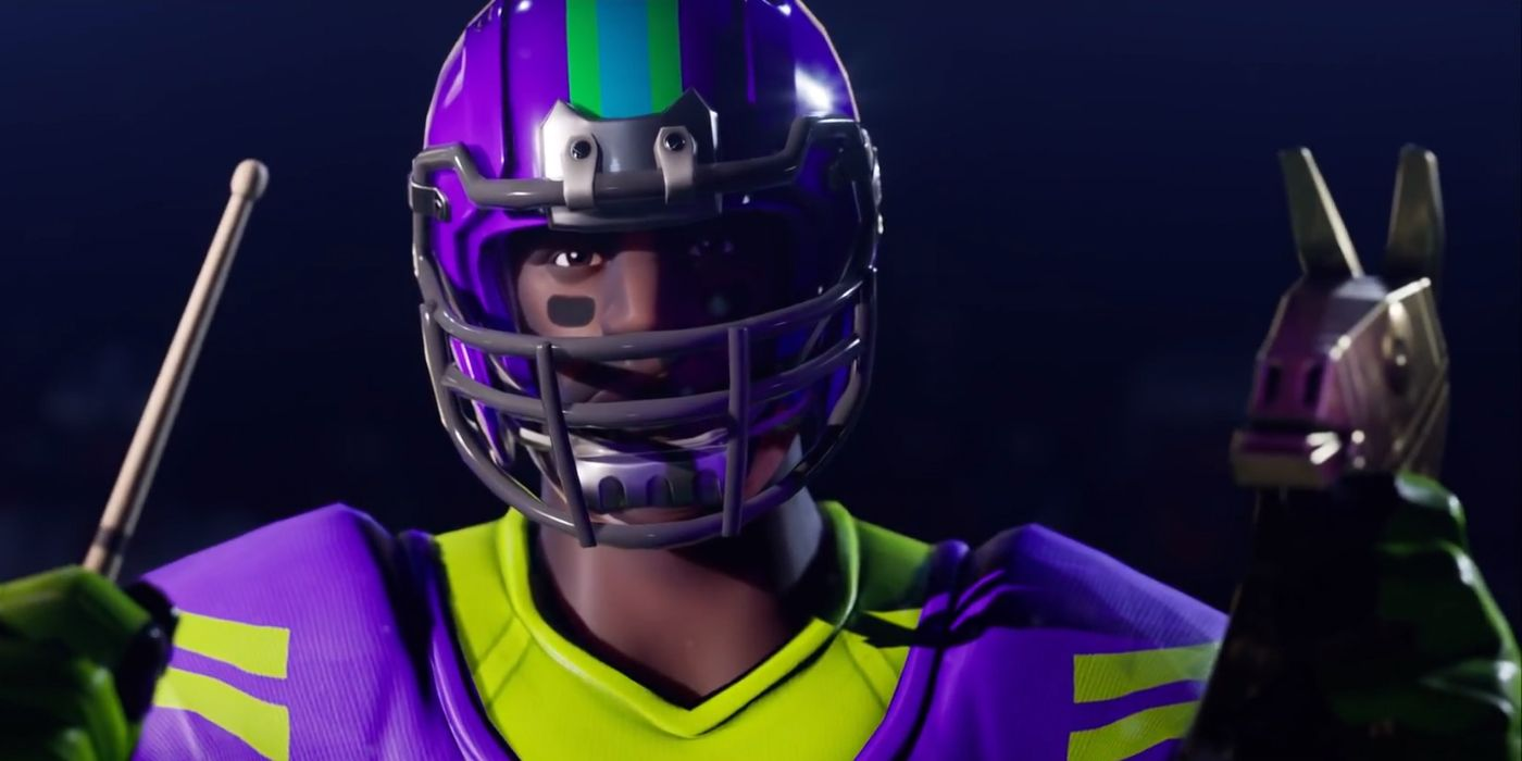 Fortnite Teams Up With NFL As NHL Team Bans Game
