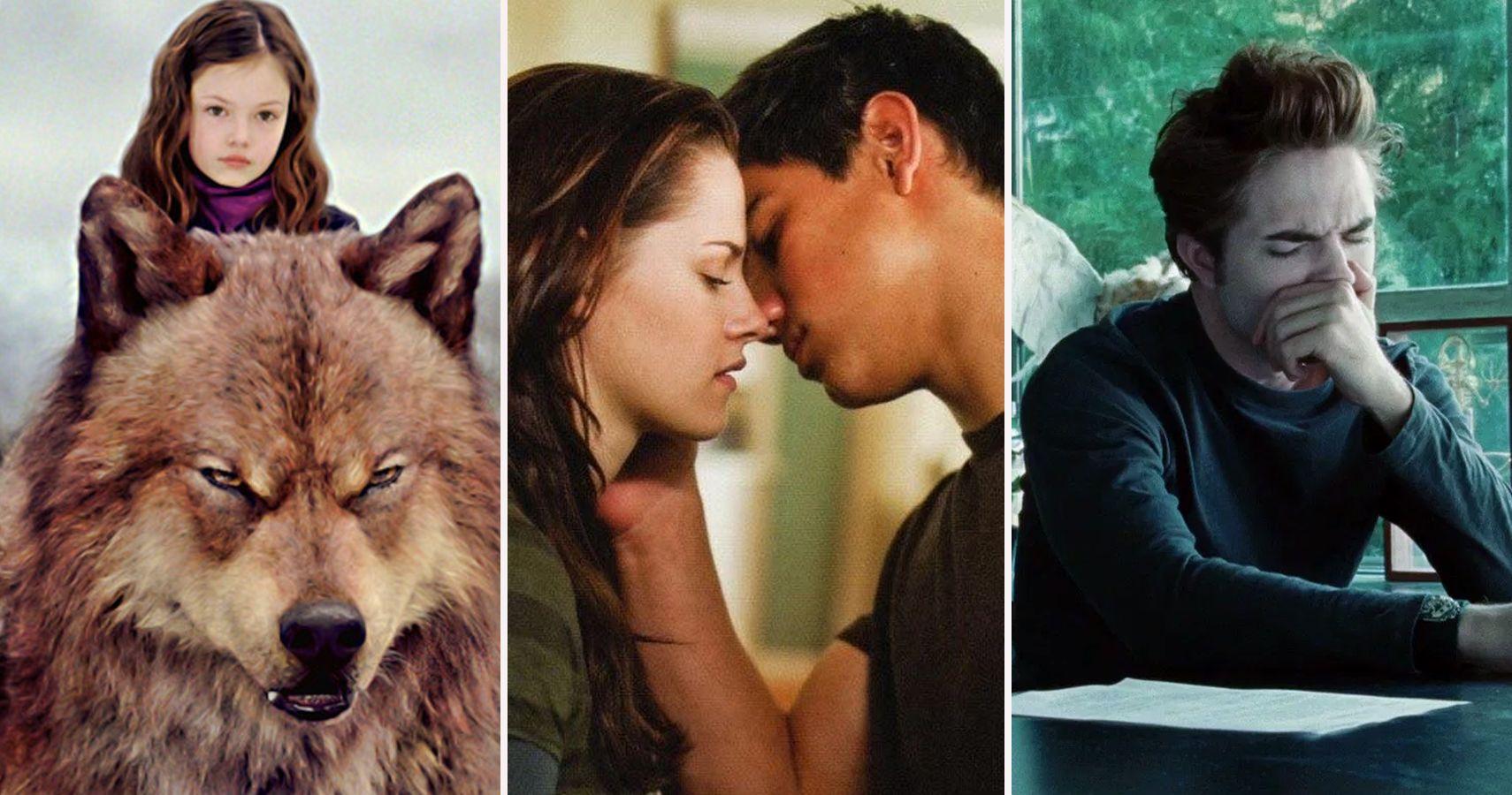 Twilight X Wolf Reader