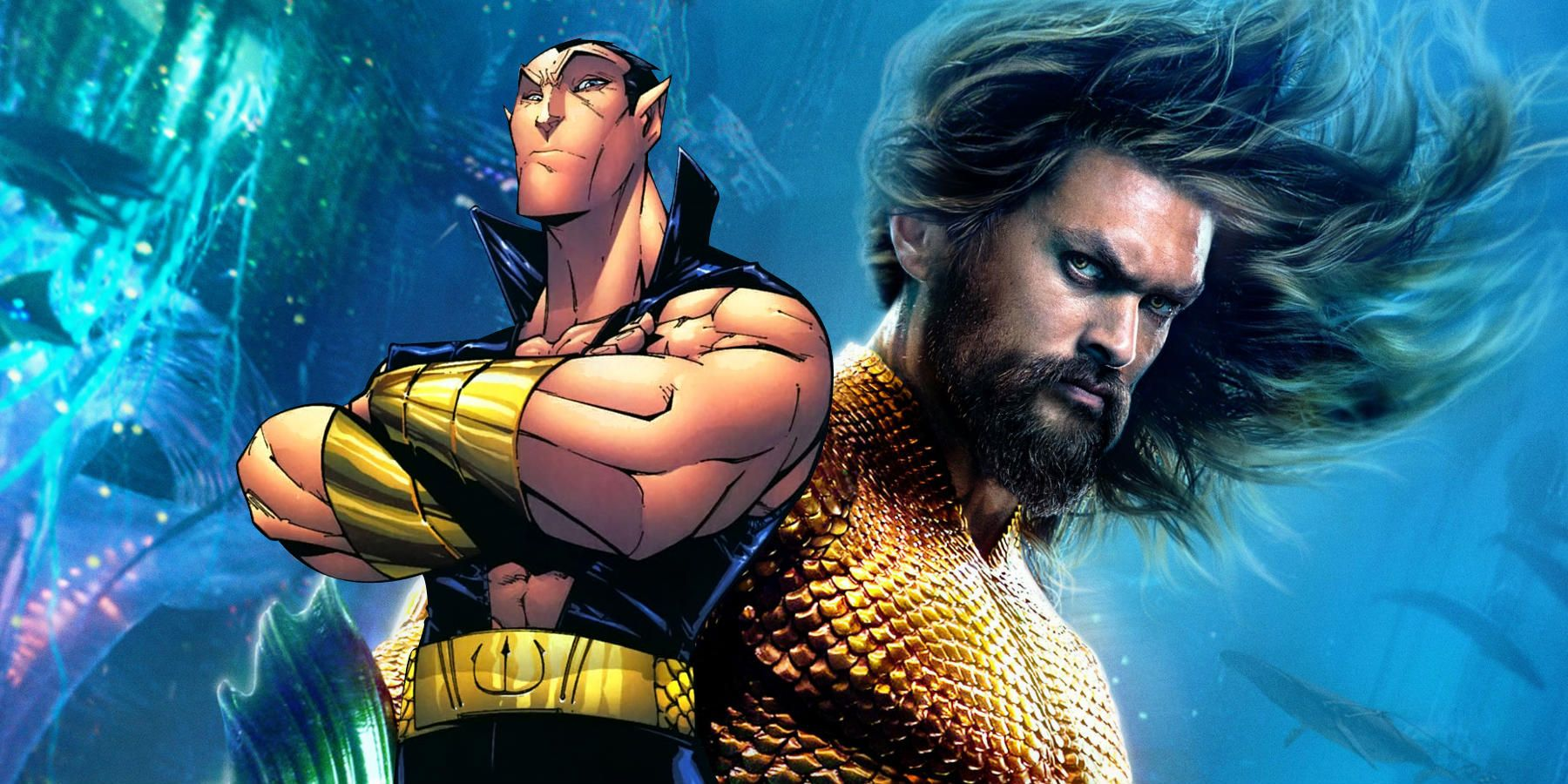 Watch Marvels Namor Is Angry Aquaman Got A Movie First
