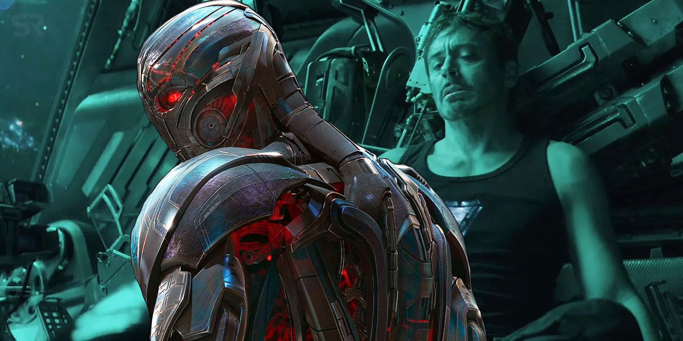 Avengers: Endgame Picture: Avengers 4 Theory: Iron Man Rebuilds Ultron To Defeat Thanos