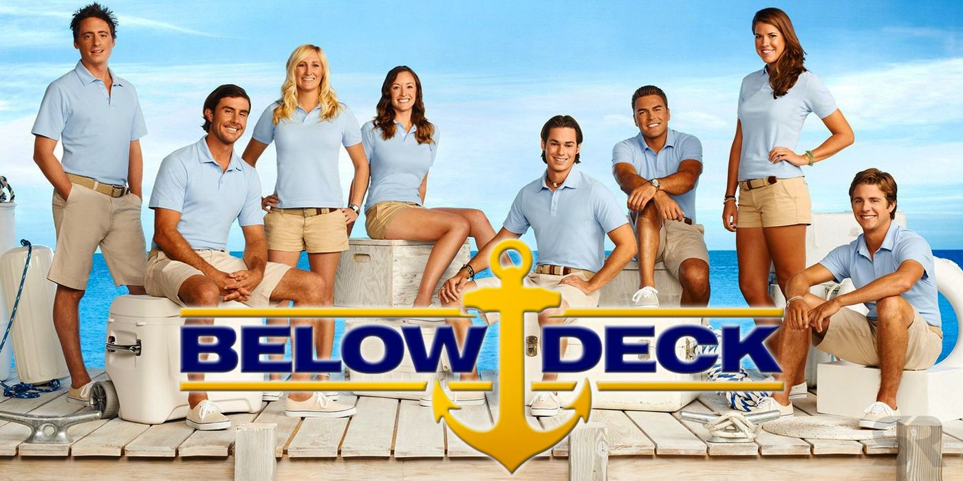 Below Deck Is Becoming Bravo's Best Reality Show - in360news