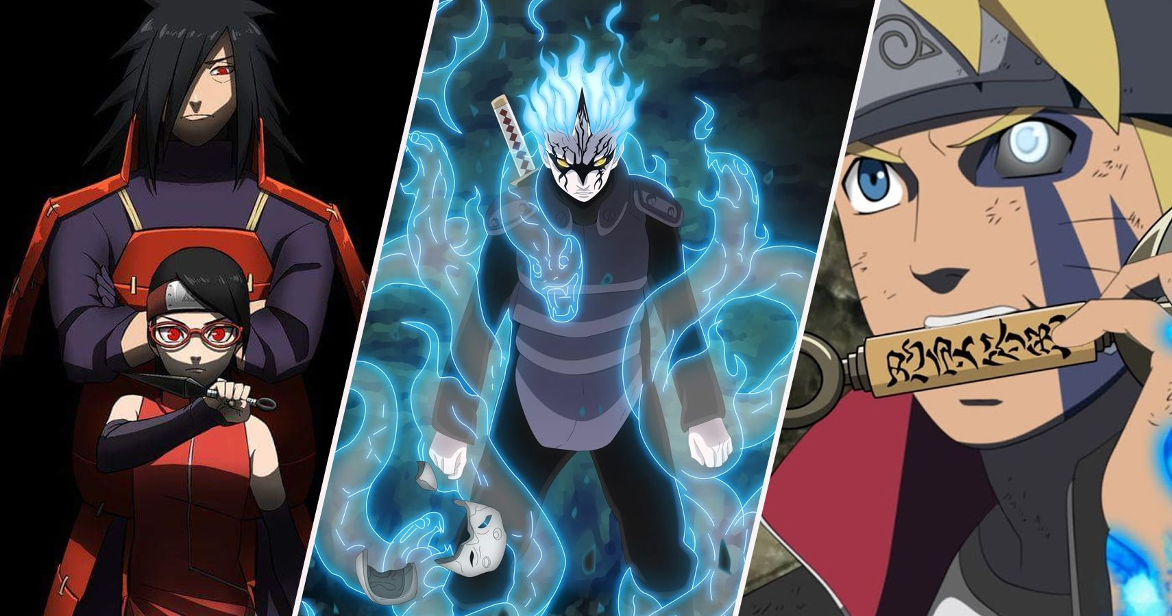 Boruto: 20 Things Only True Fans Know About The New Team 7