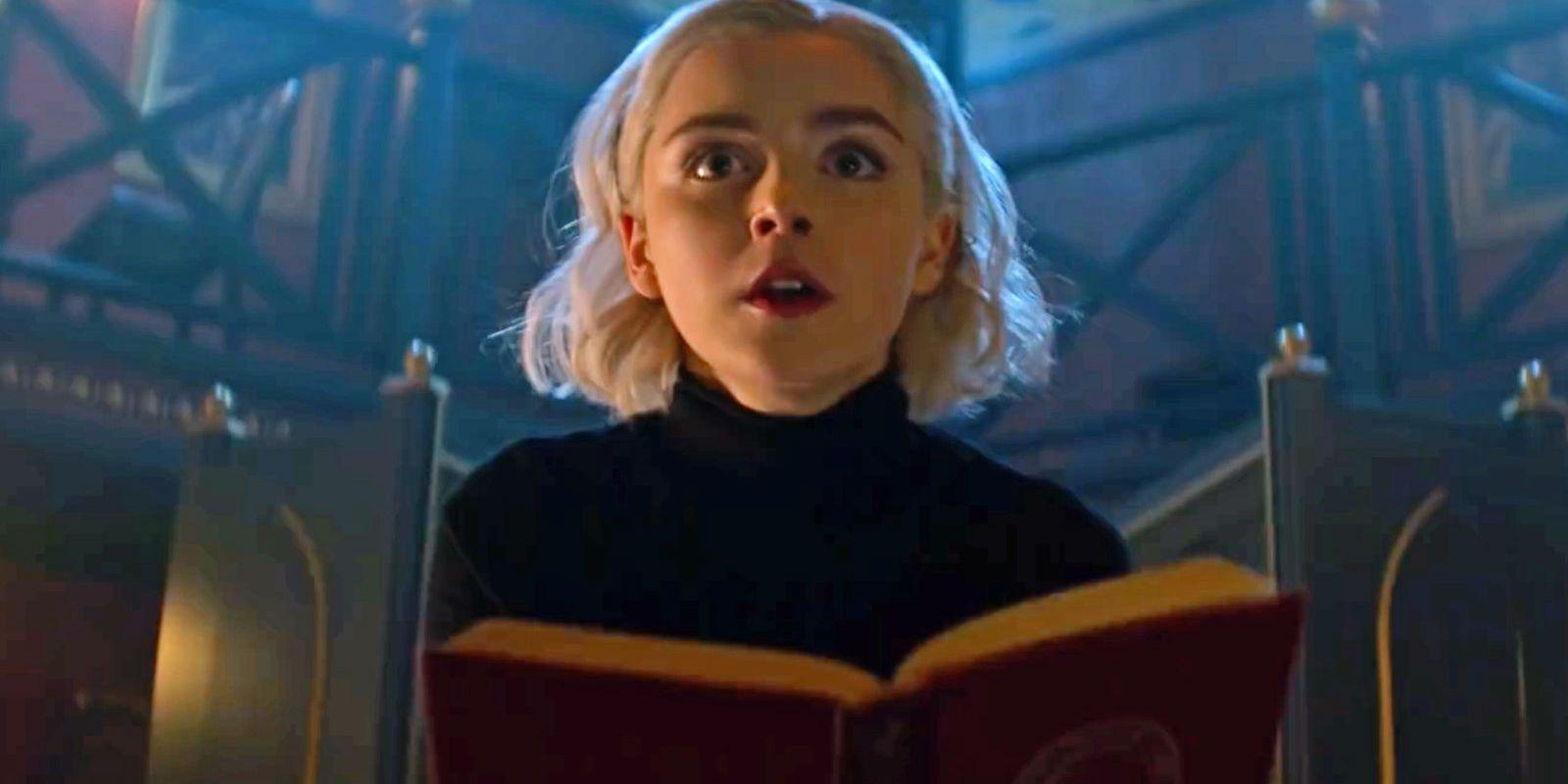Netflix Renews Chilling Adventures of Sabrina For Seasons 3 & 4