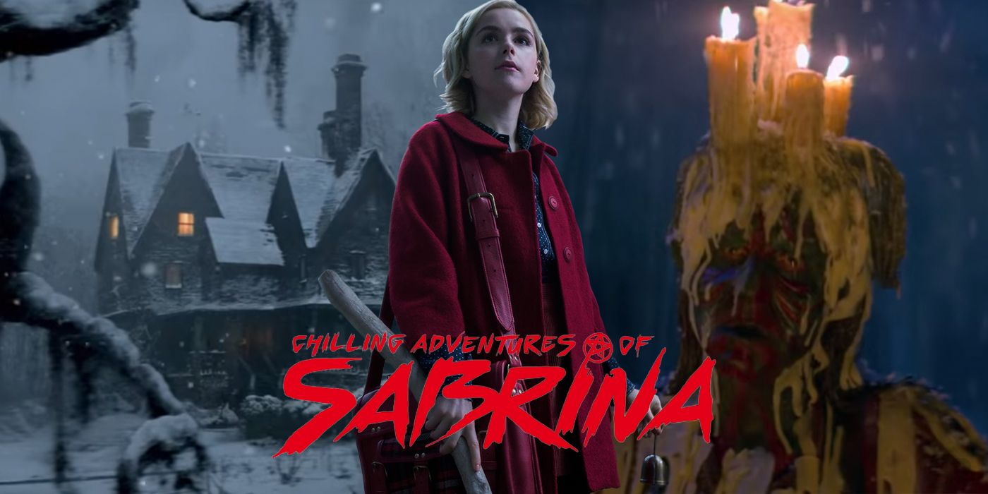 Chilling Adventures Of Sabrina Holiday Special Trailer